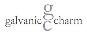 Small logo - white